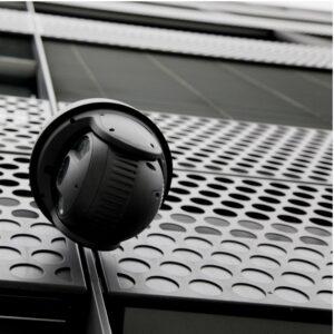 låse eller overvågning